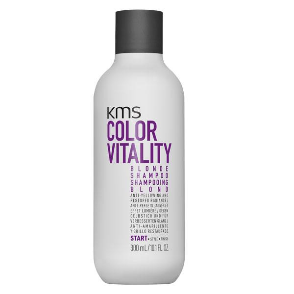 kms color vitality shampoing blond 300ml produits mat max ca