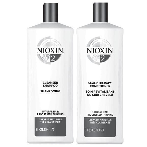 Nioxin - #2 Liter Duo