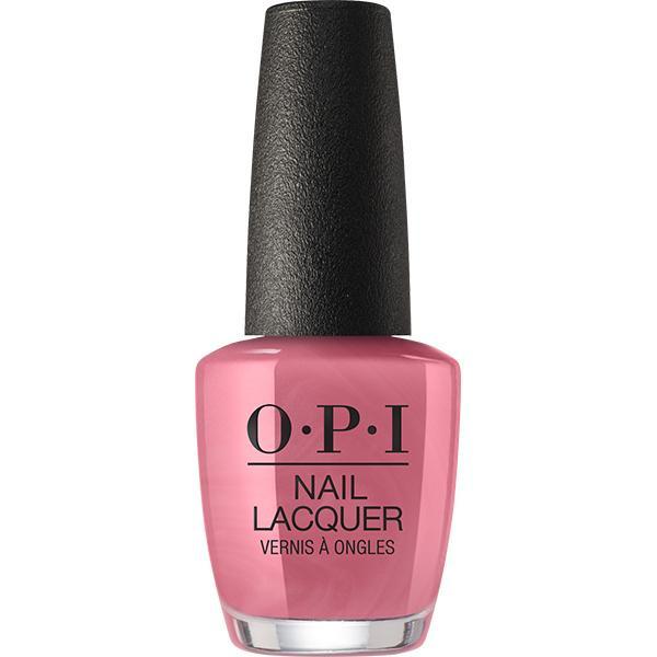 OPI - Not so bora-bora-ing pink