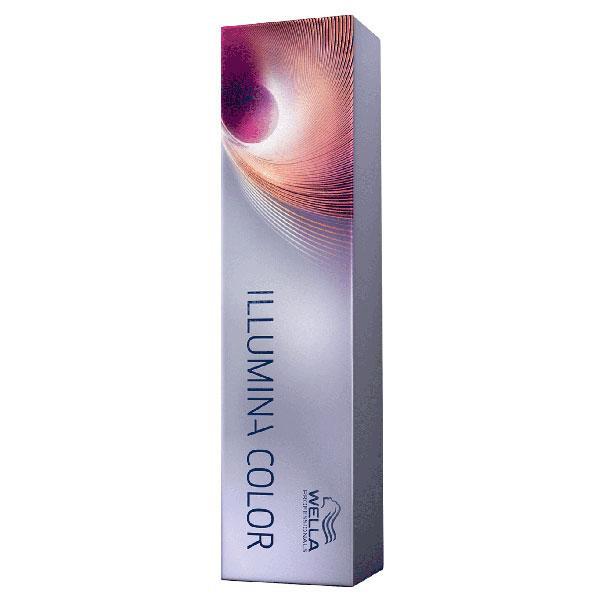 Wella - Illumina - 5/35 - Light Gold Mahogany Brown