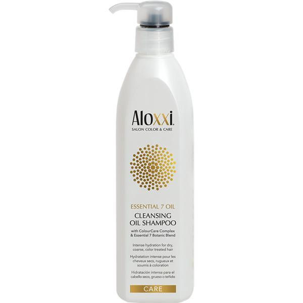 Aloxxi - 7 essential oil shampoo 10oz