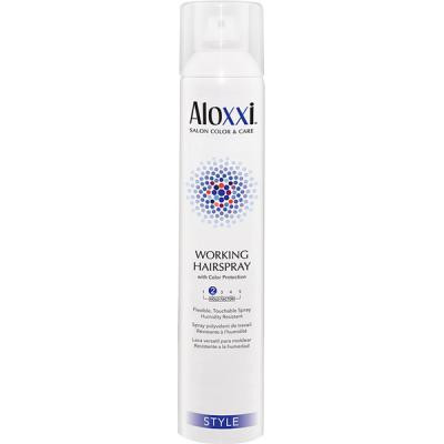 Aloxxi - Working hairspray 10oz