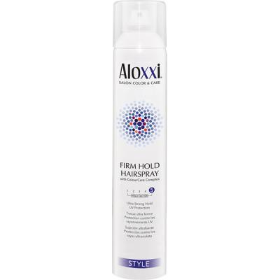 Aloxxi - Firm hold hairspray 10oz