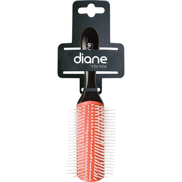 """Diane - Brosse à 9 rangées de type """"Denman"""" D9749"""