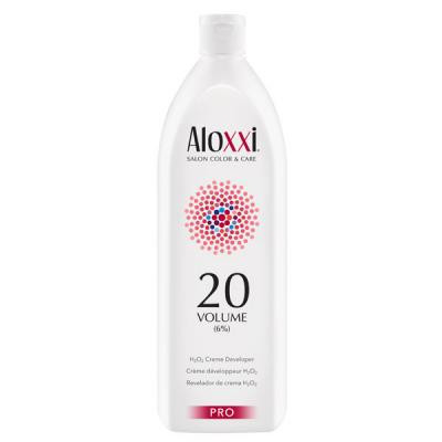 Aloxxi - Chroma - Creme Developer 20 VOL 33.8oz