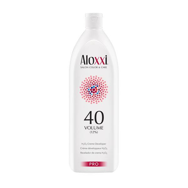 Aloxxi - Chroma - Creme Developer 40 VOL 33.8oz