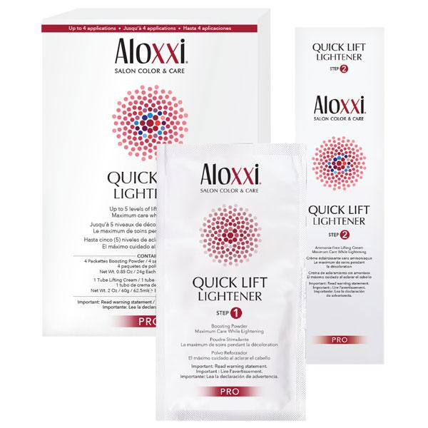 Aloxxi - Chroma - Quick Lift lightener