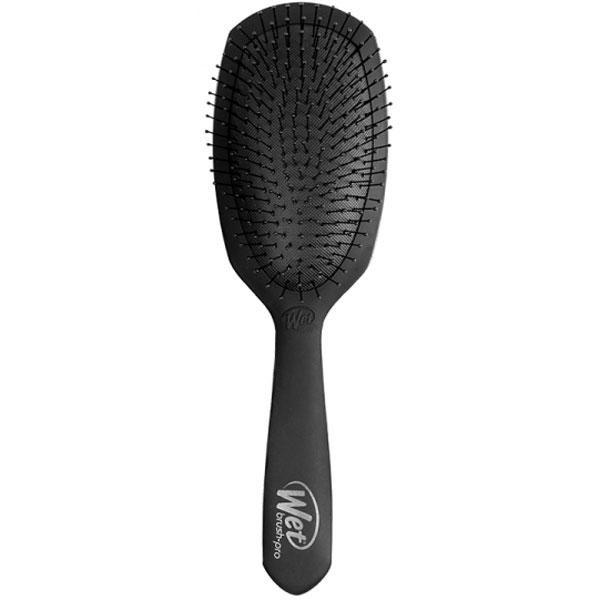 The Wet Brush - Brosse démêlante deluxe detangler Noir