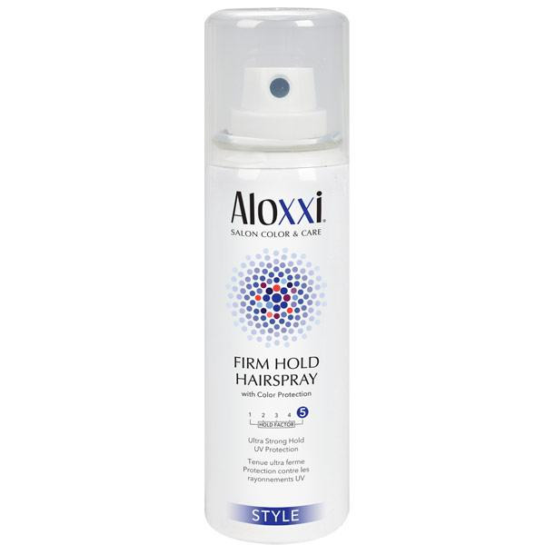 Aloxxi - Firm hold hairspray 1.5oz