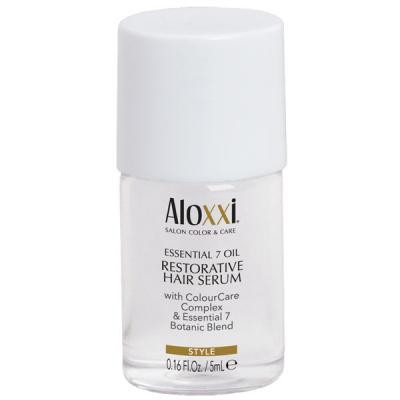 Aloxxi - Restorative hair serum 0.16oz
