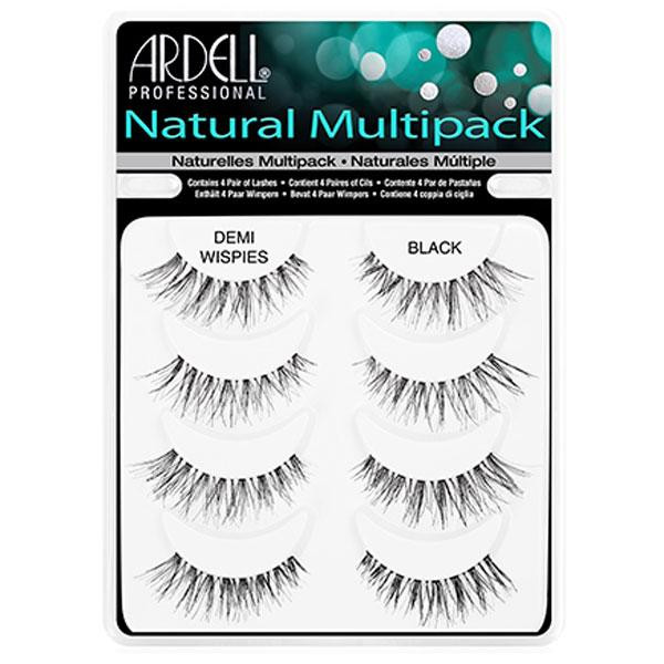 Ardell - Multipack Demi Wispies - Black