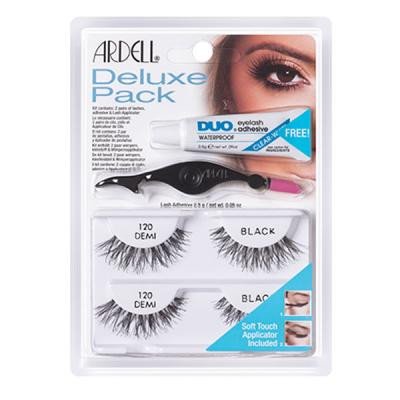 Ardell - Deluxe Pack 120 - Black