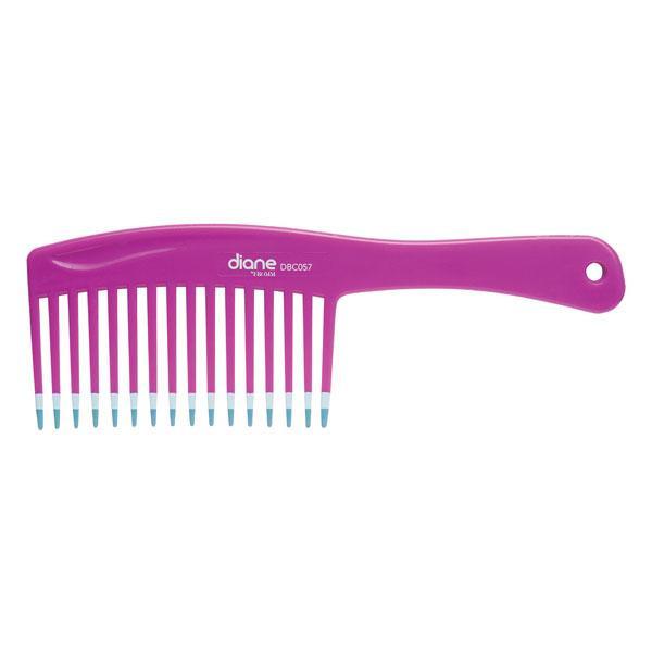 Diane - Démêleur à longues dents / couleurs assorties DBC057