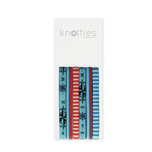 Knotties - Larges 6/paquet - Seafarer