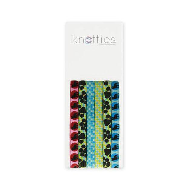 Knotties - Larges 6/paquet - Lucy Love