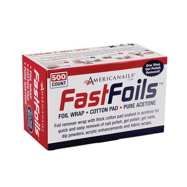 Americanails - FastFoils 500 ct