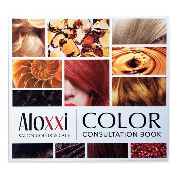 Aloxxi - Chroma - Aloxxi hair color chart