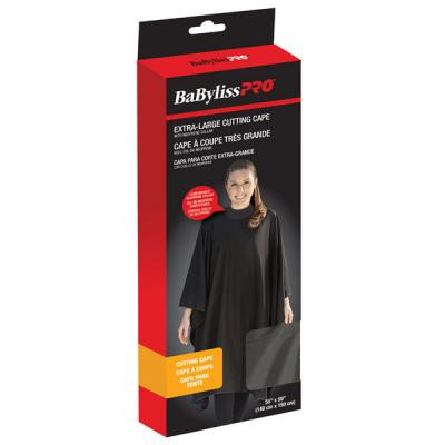 Babyliss Pro - Cutting cape extra-large 140cm x 150cm
