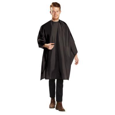 Babyliss Pro - Cutting cape deluxe (black) 137cm x 152cm