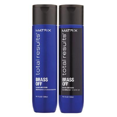 Matrix Total Results - Brass Off duo 10.1oz