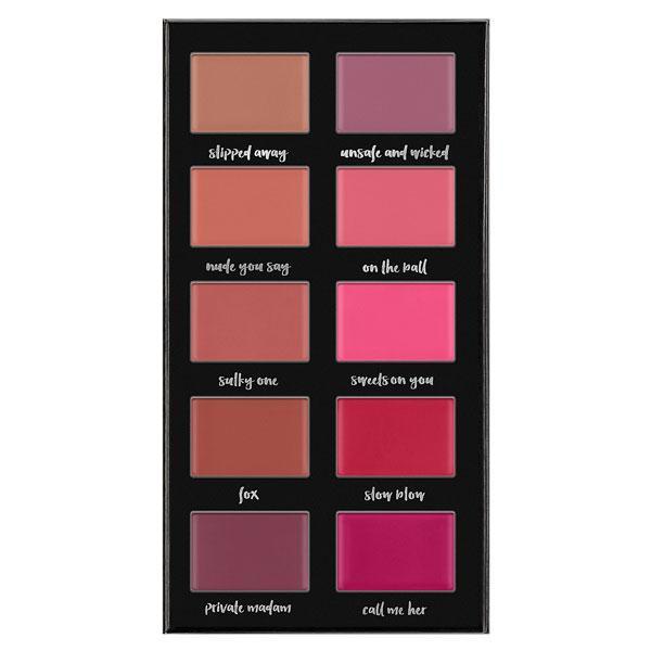 Ardell Beauty - Pro lipstick palette - Natural