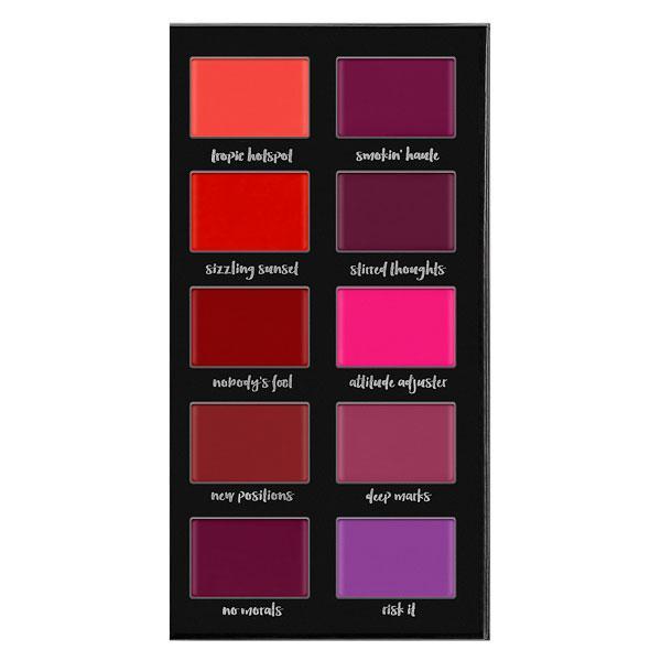 Ardell Beauty - Pro lipstick palette - Bold