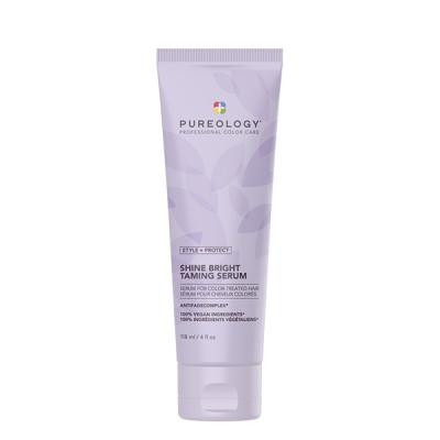 Pureology - Shine Bright Taming serum 4oz