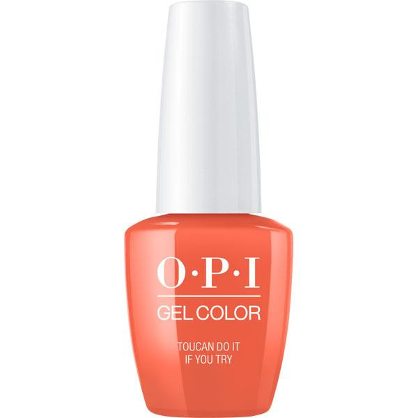 OPI - Toucan Do It if You Try - Gel