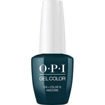 OPI - CIA = Color is Awesome - Gel