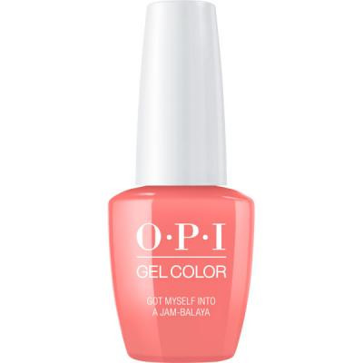 OPI - Got Myself into a Jam-balaya - Gel