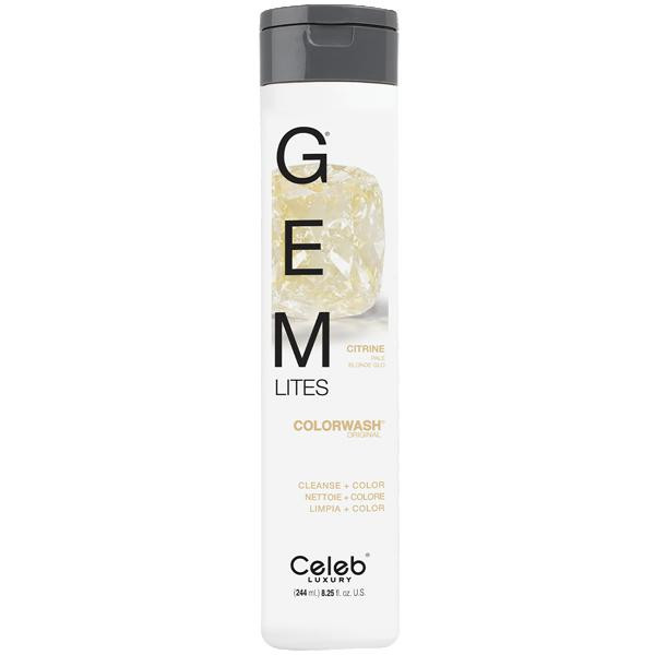 Celeb Luxury - Shampoing Colorwash Citrine 244ml