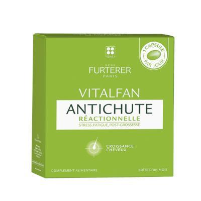 Rene Furterer - Vitalfan reactive hairloss 30 capsules