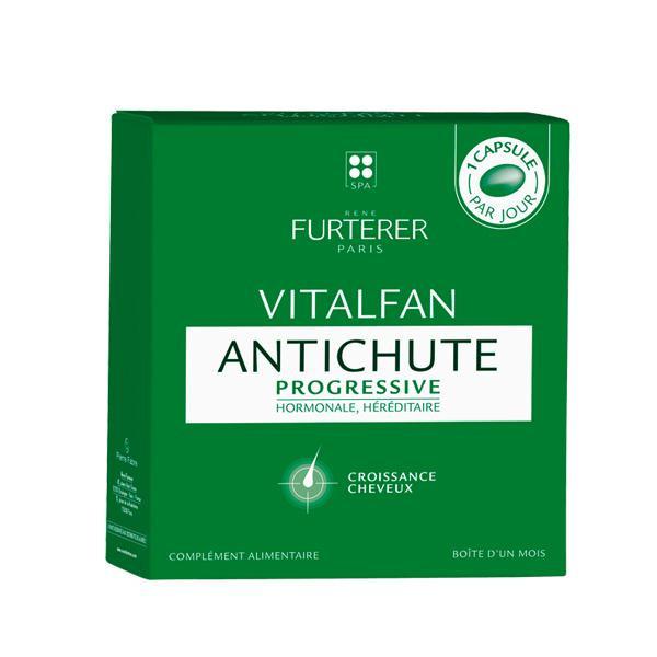 Rene Furterer - Vitalfan progressive hairloss 30 capsules