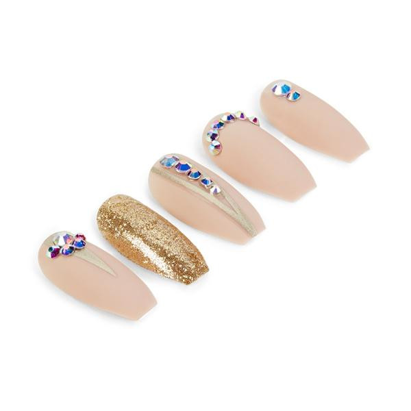 Ardell - Nail Addict Nude Jeweled