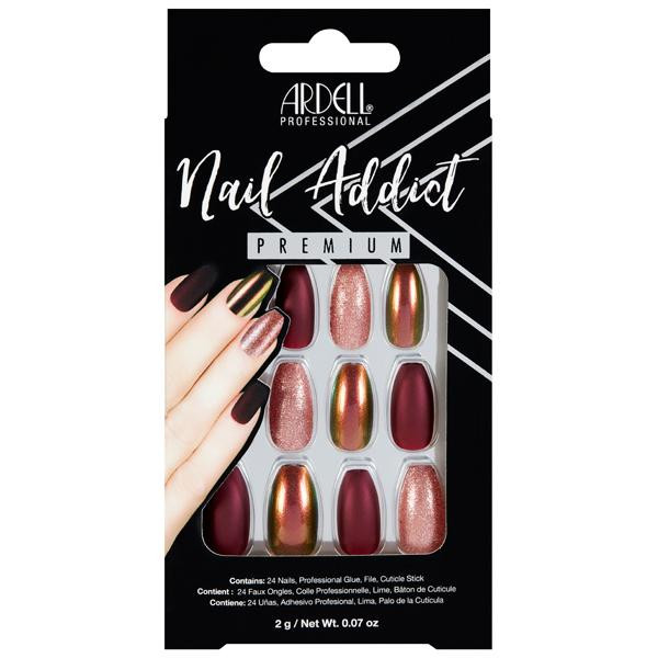 Ardell - Nail Addict Red Cateye
