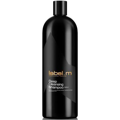 Label M - Deep Cleansing Shampoo 1L