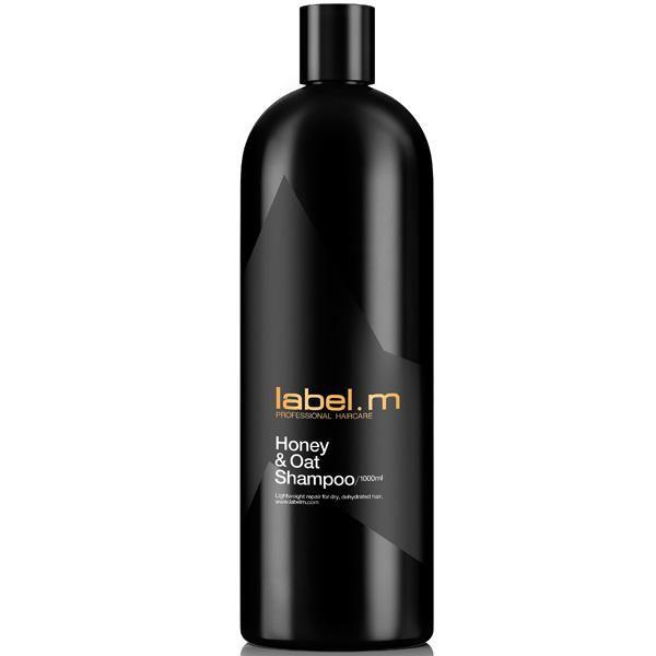 Label M - Honey & Oat Shampoo 1L