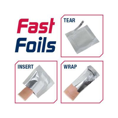 Americanails - FastFoils 100 ct