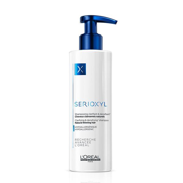 L'Oréal Professionnel - Serioxyl shampoo natural hair 8.45oz