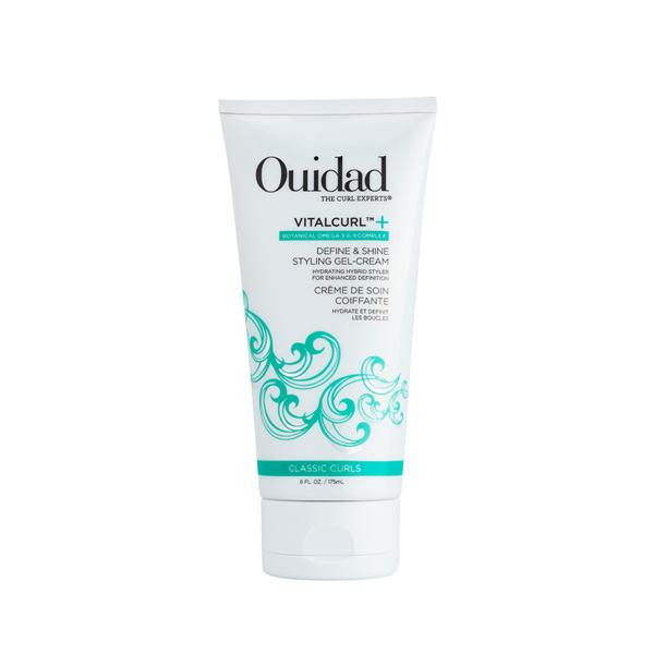 Ouidad - Define & Shine styling gel-Cream 6oz