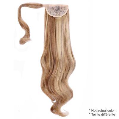 """Hairdo.® - Long Wave Pony 23"""" - R10 Chestnut"""